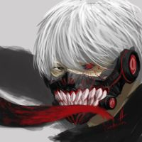 Kaneki new mask by nachan96