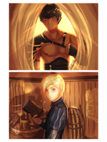 Captive Prince: The Chance to Court You Properly by allarica