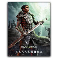 Dragon Age Inquisition v5 by Mugiwara40k