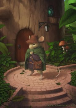 Mouse Quest by Irbeus