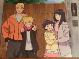 Uzumaki family picture 3 by Fu-reiji