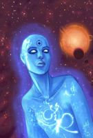 If I were Dr Manhattan by MorganeDeMatons