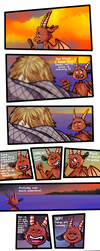 COMIC: The Misanthropic Lord - Origin story 6 by neonUFO