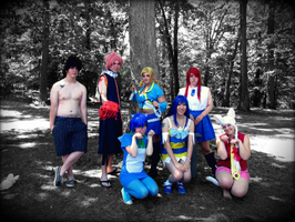 The Strongest Team in Fairy Tail by xElikathalx