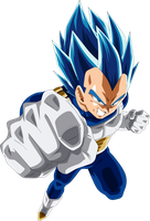 Vegeta Ssj Blue Full Power By Saodvd-dbzx6hj by leonardoichigo