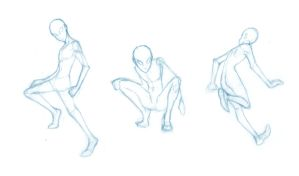 Random poses 11 by BBstudies