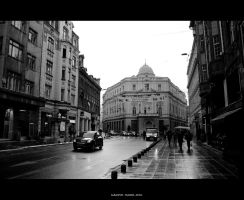 City, after the rain by jericho1405