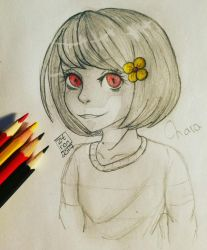 Chara by ztrion