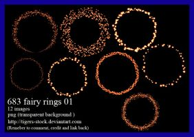 683 Fairy Rings 01 by Tigers-stock