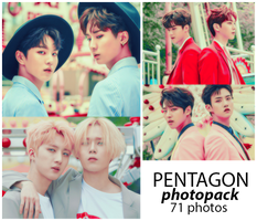 Pentagon - photopack #03 by butcherplains