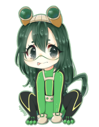 Froppy by Anniichu