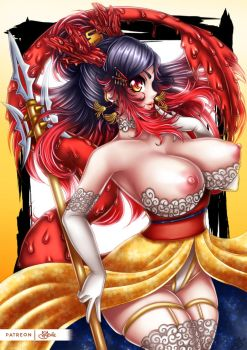 Suco - Dragon - Chinese Zodiac NSFW by seviesphere
