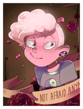 Pink Lars by SteamingOwl