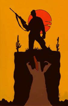 Tremors promotional poster by JBinks