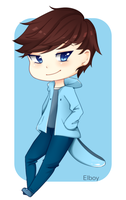 Giveaway Price ! (Morlord Chibi) by Mimyoi