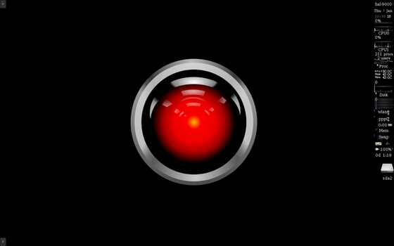 hal9000 by g00p