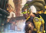 Lucio - Overwatch by panelgutter