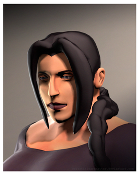 Zhanna Model - Now Available in the SFM Workshop by CelestialDarkMatter
