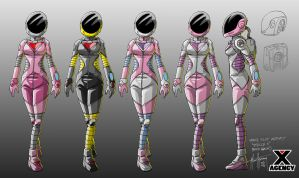Spacesuit Concept by Muenchgesang