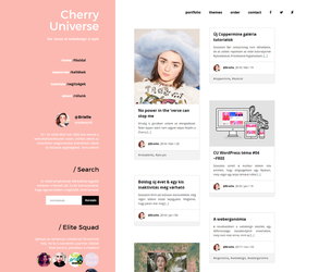 New design on CherryUniverse by BrielleFantasy