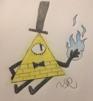 Triangle Demon by JudgeChaos