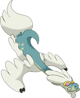 Pokemon Sun and Moon - Drampa