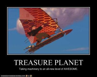 Treasure Planet MP by Cats-Eye-93