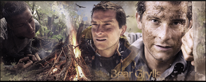 Bear Grylls by Graphfun