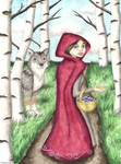 Red Riding Hood by PrettyAlice95
