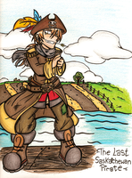 The Last Saskatchewan Pirate by trilly-ankh