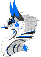 Exenic Headshot CO by CosmicDerp
