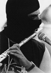Musico Zapatista by Quadraro