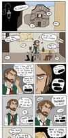 Les Mis Fanfiction - Illustrated by Starlene