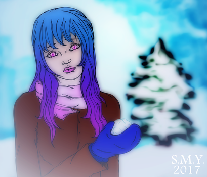 Cold Hearted (Zapklink contest entry) by TheAmazingMrSMY