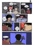 The Story With No Name Pg. 2 by mistformsquirrel