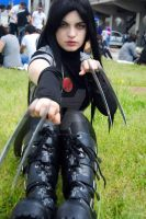 X-23 - Gentle war machine by NatMatryoshka