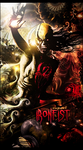 IronFist  by MARKCAPE