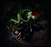 Gotham City Sirens: Last Breath by IreneAstral