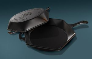 Cast Iron Skillet (Modeling Comp) by MikeK4ICY