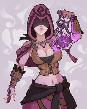 Paladins, Seris by SplashBrush