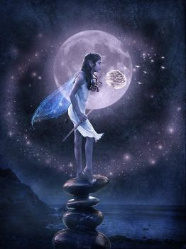 My Faerie Dreaming by margaretdean