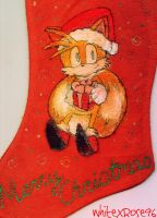 OHS-Christmas Stocking-Tails by WhiteXRose96