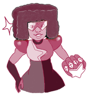 this is garnet by jennyjams