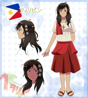 Hetalia: Philippines by ShootingStar03