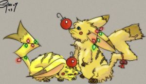 PIKA FOR YOU by TheSylverLining