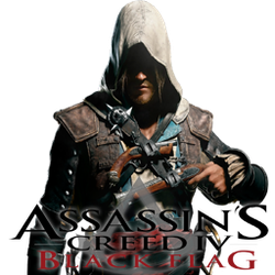 Assassin's Creed IV: Black Flag Dock Icon by Rich246