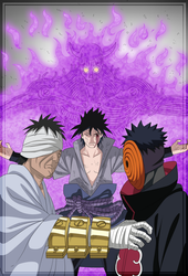 Naruto - Volume 51 by Cclaire110