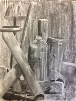 Aug. 2 Still Life by kittyblack13