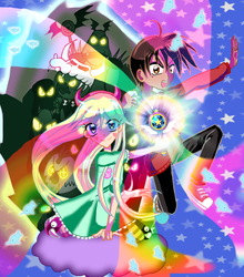 Star Vs The Forces of Evil by Chiibi