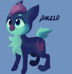 Angelo: Art-Trade by Scarlet-Ajani